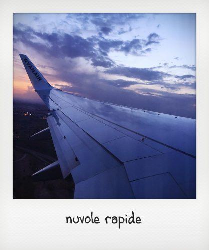 Viaggio a Madrid incinta in aereo
