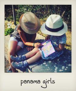 Bambini al campeggio di Firenze