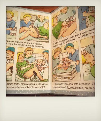 """Libro """"Arriva un fratellino"""" - L'enciclopedia dei piccoli"""