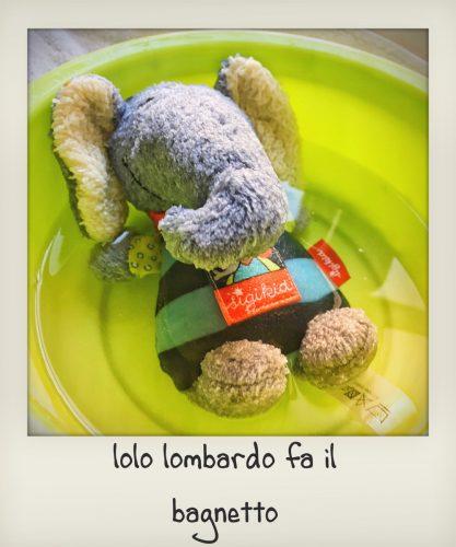 Lolo lombardo, gioco per piccoli padali