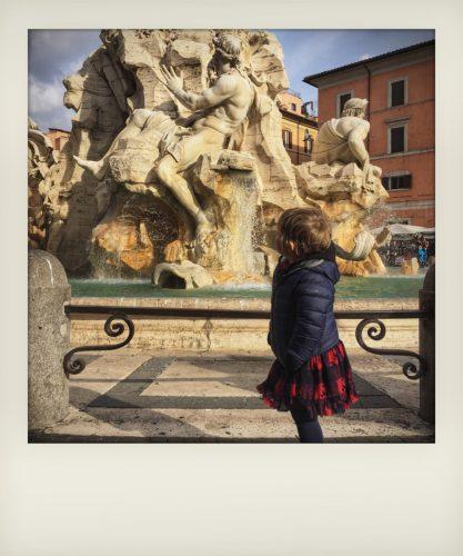 Vacanze di Natale a Roma: piazza Navona
