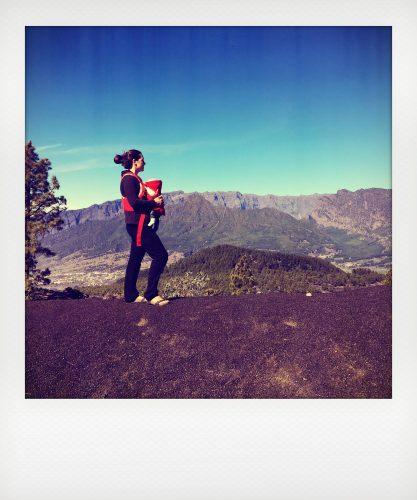Trekking con bambini piccoli a La Palma