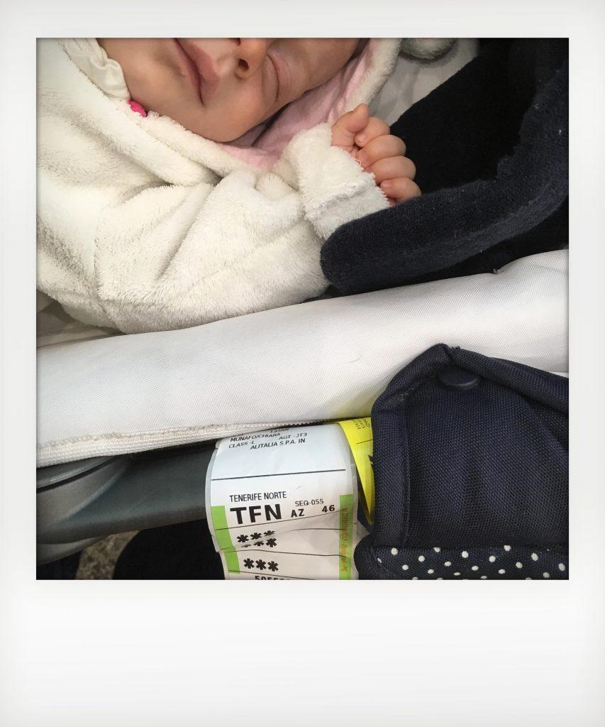 Viaggi con bambini e neonati