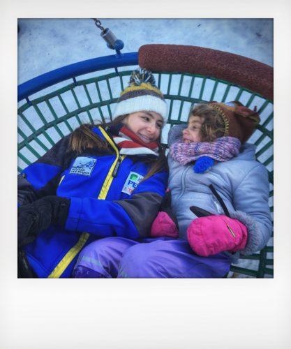 Giornata sulla neve