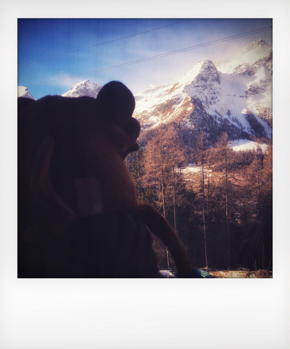 Una giornata in montagna