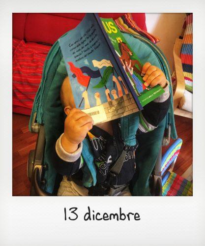 Libri per bambini a Natale: Iulius