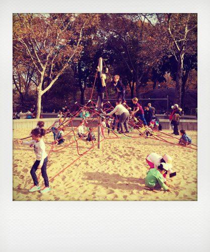 Parco giochi a Central Park