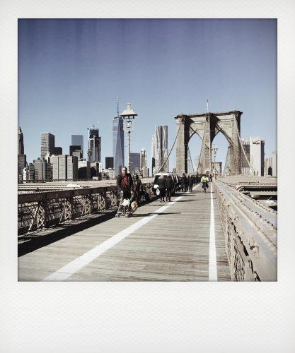 New York per famiglie: il ponte di Brooklyn