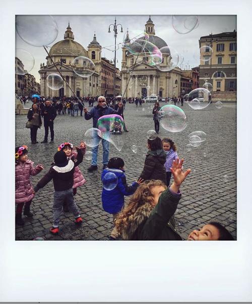 Carnevale a piazza del Popolo