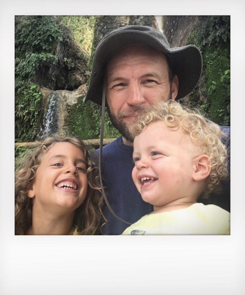 Villa d'Este a Tivoli con bambini
