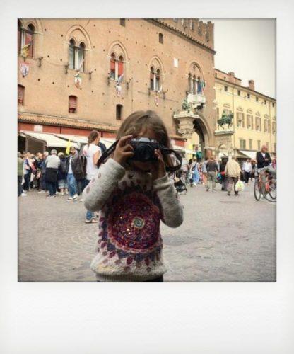 Bambini in vacanza a Ferrara