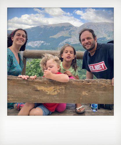 vacanze nel parco della Majella